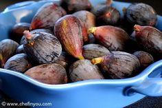 Fresh Figs Jam Recipe | How to make Figs Preserve | Low Sugar Jam Recipes