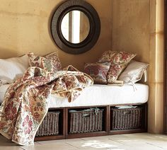 Retreat cave rooms for ladies | Four Steps for Adding Your Mom Cave Retreat | Devine Decorating ...