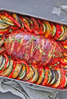 Forloren hare med lagbagt vinter-ratatouille, Click web site other content Lchf, Keto, Game Of Thrones Food, Pork Recipes, Cooking Recipes, Luxury Food, Kitchen Time, Recipes From Heaven, Daily Meals