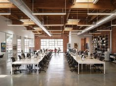 Workspace Tours: Brand New School