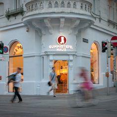 Die beste Addresse gegen nasse Füße in Wien: Gummistiefelhaus | creme wien