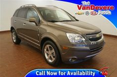 2014 Chevrolet Captiva at VanDevere Buick in Akron Ohio 330-253-6137