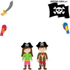 הזמנה ליום הולדת פיראטים Pirates, Greeting Cards, Snoopy, Invitations, Fictional Characters, Art, Art Background, Kunst, Save The Date Invitations