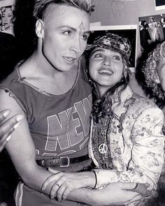 62733aa55a99 Pin for Later  Madonna s Beauty Style Is as Classic as Her Music 1983 A  young