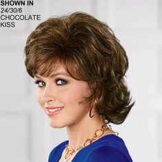 Breeze WhisperLite® Wig by Paula Young®