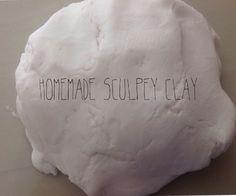 Homemade Sculpey Clay