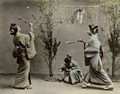 Kimbei Kusakabe Gallery | Japanese Art Showcase