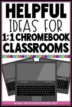 Has your classroom turned into a Chromebook Classroom and you are unsure of how to utilize these devices each day? Come learn about some meaningful ways to integrate these devices into your elementary classroom! Teaching Technology, Educational Technology, Middle School Technology, Teaching Chemistry, Technology Humor, Business Technology, Educational Activities, Google Classroom, Classroom Ideas