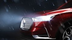 fokuspunkt | Borgward BX6 TS Closeup - fokuspunkt