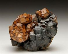Andradite Garnet. From the Serifos Island, Greece. Crystal Classics Minerals