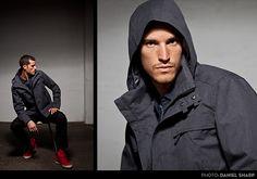 Men's Urbane II Jacket. #Eco #Fashion @Nau