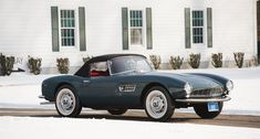 BMW 507 Roadster Ford Capri, Classic Motors, Classic Cars, Nascar, Bmw 507, Chasing Cars, Vintage Race Car, Car In The World, Cars Motorcycles