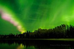 Auroras boreales desde Canadá – El Universo Hoy