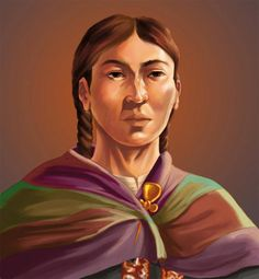 International Day of Indigenous Women is celebrated today to pay homage to those who gave their lives for their families and fought against discrimination Tupac Quotes, International Day, Puerto Vallarta, Bolivia, Women In History, Mexico, Princess Zelda, Movie Posters, Warrior Women