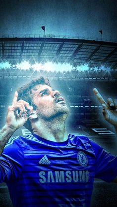 Diego Costa Chelsea Wallpaper Instagram Shots 2