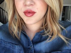 NEW BLOG POST What is this LipSense stuff all about? Full Reviews, Experience, & Photos! Lipsense lipstick caramel latte & glossy gloss
