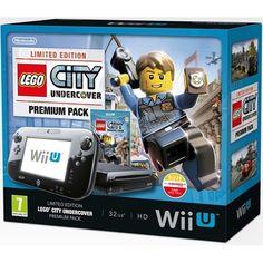 Wii U Lego City Undercover Pack