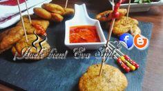¡¡Huele Bien!!: Buñuelos de pulpo con mojo