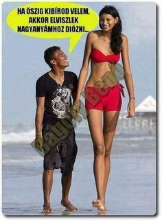 the world's tallest teenage girl,at Elisany is in a relationship with Francinaldo da Silva Carvalho, who stands at Giant People, Tall People, Crazy People, Strange People, Short People, Funny People, People People, Funny Things, Human Oddities