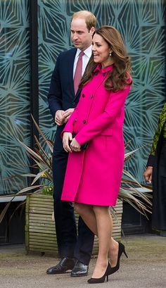 Duchess Kate undertakes last engagement before the birth of her second baby