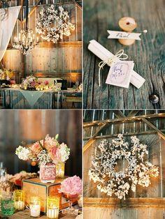 Wedding Wednesday - A Smoky Mountain Wedding