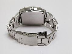 可動品【OMEGA/オメガ】コンステレーション 自動巻き スイス製 デイト 黒文字盤 スクエア メンズ腕時計 イ183の3番目の画像