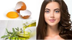 If you want your hair to be silky, shiny, black and strong. Try homemade natural shampoo made with egg yolk and olive oil. Find out preparing in this article Yogurt Hair Mask, Banana Hair Mask, Banana For Hair, Olives, Hair Pack, Diy Hair Mask, Hair Growth Treatment, Hair Treatments, Natural Shampoo