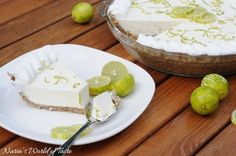 Carb-Free Key Lime Cheesecake – Narin's World of Taste – During our recent trip to Florida, we have been asking people about the most well known Florida recipe. With hardly any exception, everyone pointed us to the delicious Key Lime Pie, made with fresh little limes from the Florida Keys. With this in mind, I started creating a version of a carb-free tropical Key Lime Cheesecake – and...