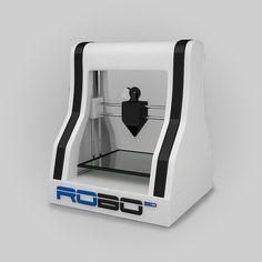 3D printer; RoBo 3D