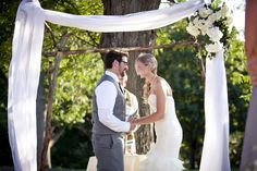 DIY Rustic Summer Wedding