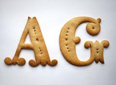 Edidble Poster, type cookies