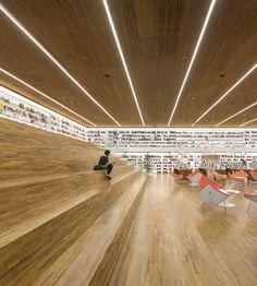 *컬츄럴 북스토어 [ StudioMK27-Marcio Kogan ] Cultura Bookstore :: 5osA: [오사]