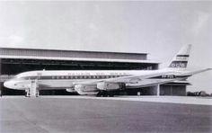 Douglas DC-8-33 (PanAir do Brasil)