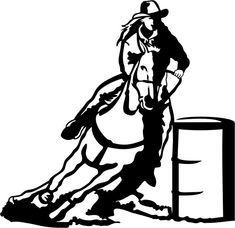 barrel racer logo google search art painting pinterest rh pinterest com  barrel racing logo images