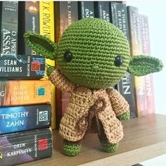 In this article we share amigurumi animal free crochet patterns. I wish you enjoyable knitting. Amigurumi toys are beautiful. Crochet Patterns Amigurumi, Crochet Toys, Crochet Baby, Free Crochet, Knit Crochet, Crochet Things, Star Wars Crochet, Stuffed Animal Patterns, Stuffed Animals