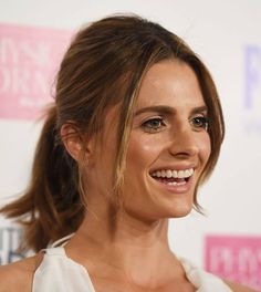 Stana Katic at the White Bird in a Blizzard premiere.