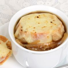 Chaumes French Onion Gratin Soup
