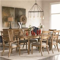 Thomasville on pinterest sofas tractor seat stool and furniture - Thomasville kitchen table ...