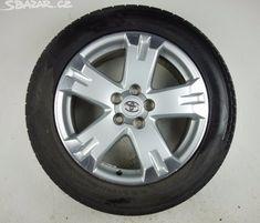 "Toyota RAV4 18"" alu kola 235/55/18 175B0 - obrázek číslo 1"