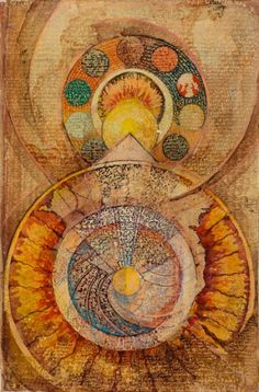 By Leigh J. McCloskey / Sacred Geometry <3