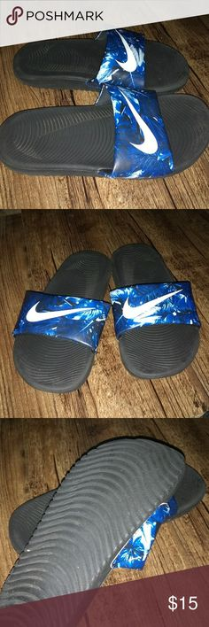 Nike slides Nike slides Nike Shoes Slippers