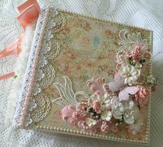 Baby 2 Bride album by Cheryl Flynn Kearns #graphic45