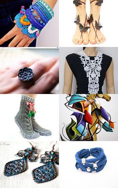 Featured!.♥. Fashionable and Stylish .♥. by Ebru HAREM on Etsy--Pinned with TreasuryPin.com
