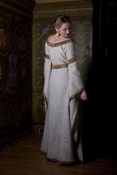 Anne Of Kiev Medieval Tunic Dress