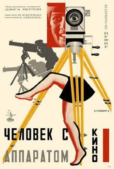 soviet poster . Chelovek