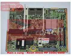 Main ổ cứng - Ricoh Aficio 5500/6000