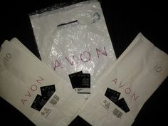 AVON BIG LOT! BAGS BAGS BAGS!!! Come on over and bid on this auction. It's FREE!!! To bid at www.listia.com  Thanks!