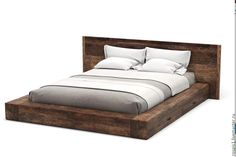 Купить Кровать Лофт - коричневый, кровать, кровати, кровать лофт, лофт кровать…