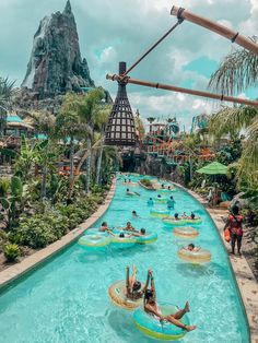 A Thrilling Escape to Paradise at Universal's Volcano Bay