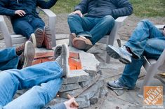 Three ways to add a fire pit to your outdoor space.
